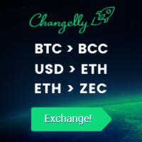 Changelly, la plataforma de Exchange de criptomonedas más sencilla de utilizar