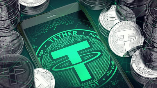 capitalizacion de Tether