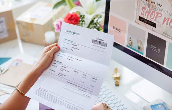 aprender a registrar facturas