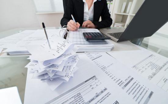 como contabilizar las facturas